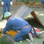 救助活動訓練