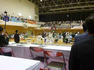 リバーサイド体育館