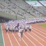 東京選手団
