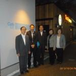 台東区議会公明党 5人で伺いました
