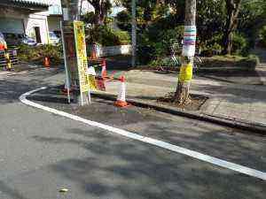 東あずま公園不法投棄 (2)