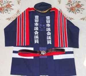 消防団 はっぴ-001