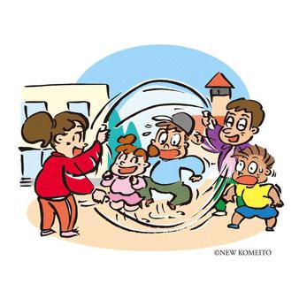 児童クラブ