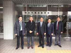 仙台市議会1