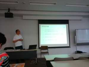 県の進める「未病サポーター講座」