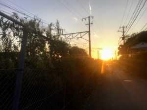 夕陽2018.9.21