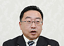 上田勇党外交安全保障調査会長