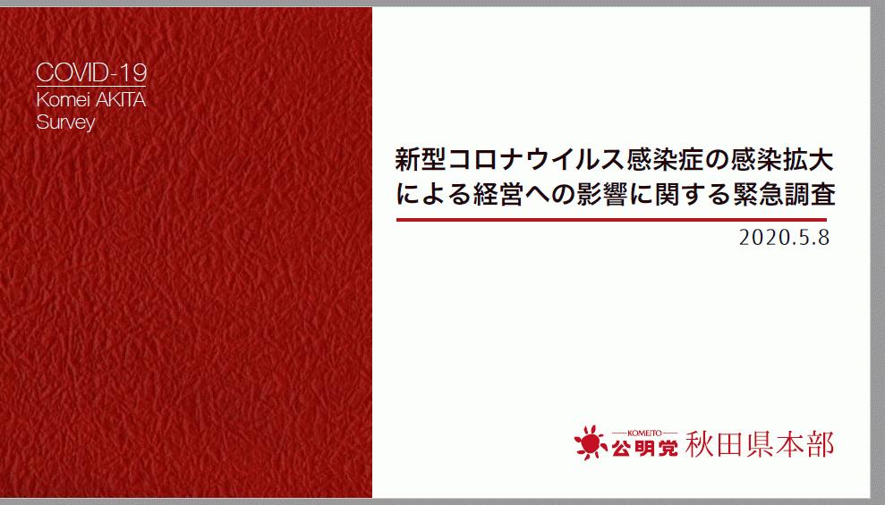 秋田 の コロナ ウイルス