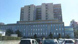 看護学校卒業式2