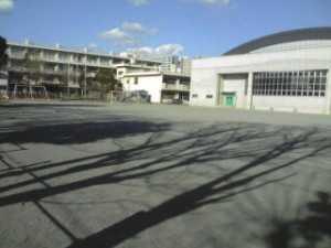 校庭の改修_2