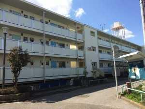 平井7丁目第5AP・36号棟外壁補修1