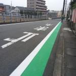 榎が丘 カラー舗装 (1)