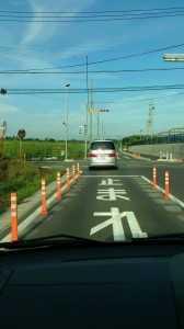 石川県議と連携 信号機設置鹿黒