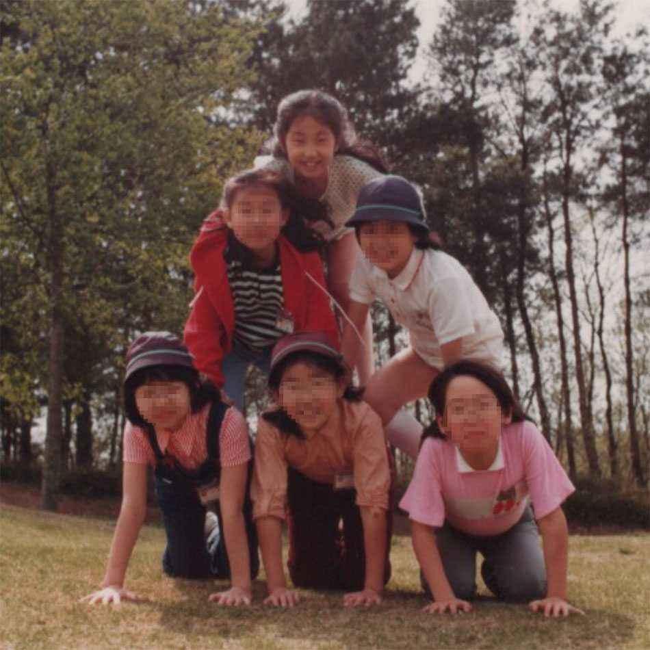 かまた悦子 小学校時代