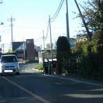 )古谷本郷の通学風景(24年10月29日