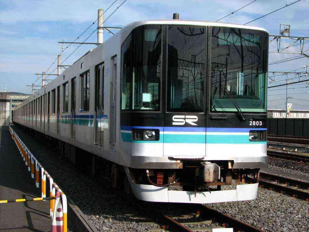 埼玉高速鉄道車両画像