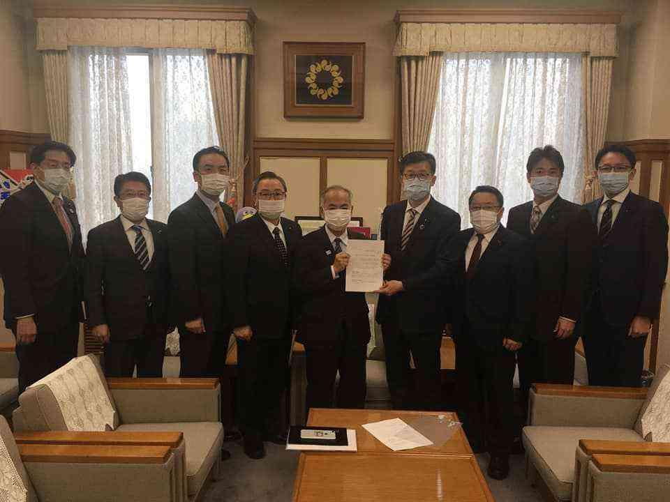 「新型コロナウイルス感染症に関する」知事要望200406