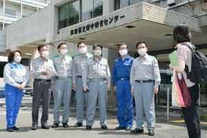 01コロナ専用病院