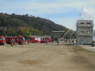 2015消防出初③