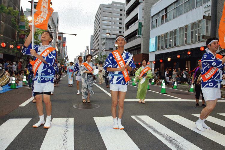 2015松山まつり④