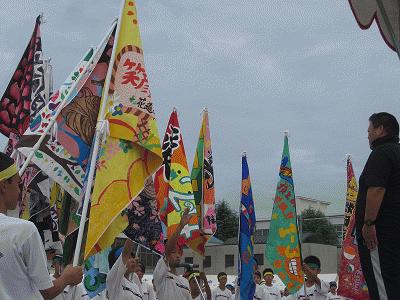 2016中体育祭