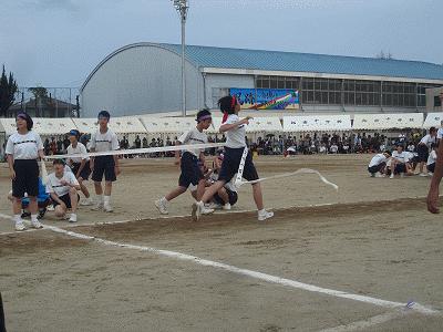 2016中体育祭②