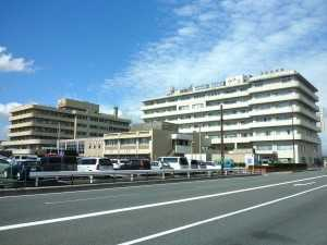 Saiseikai_Matsusaka_General_Hospital_20090909