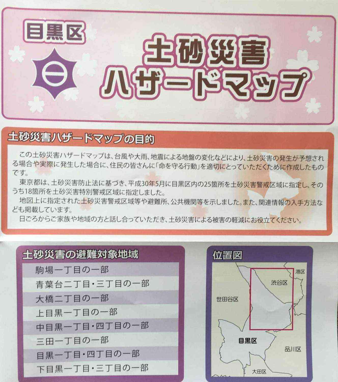 大田 区 土砂 災害 警戒 区域