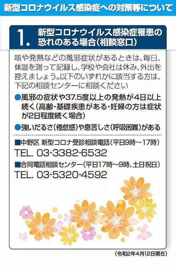 200412 議員団ニュース(相談窓口)