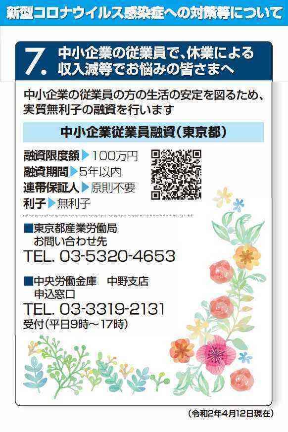 200412 議員団ニュース(中小企業休業)