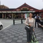 20191023太宰府駅