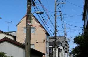 東六郷3丁目 街路灯設置