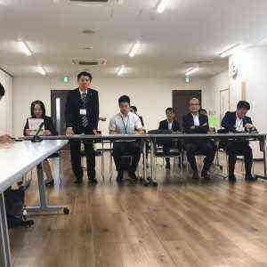 羽田中高生広場②