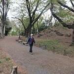 箱根山散歩道