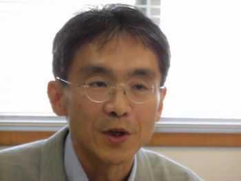 地方創生について語る内閣府の笹川参事官