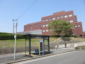 ⑧産業医大前バス停2