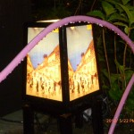 浮世絵行燈