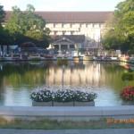 竹の台広場 大噴水
