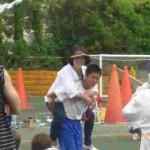 東京朝鮮第一幼初中級学校 母の日記念競技