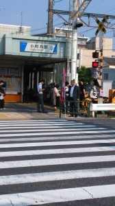 18年5月18日駅頭 (1)
