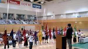 区民体育祭開会式 (2)