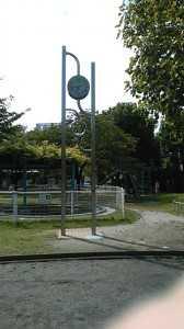 平井橋第一公園時計 (1)