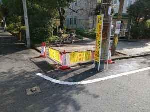 東あずま公園不法投棄 (1)