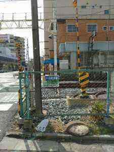 小村井駅の案内板 (3)