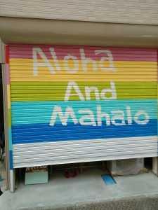 アロハ&マハロ (1)