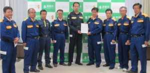 大阪北部地震の要望写真