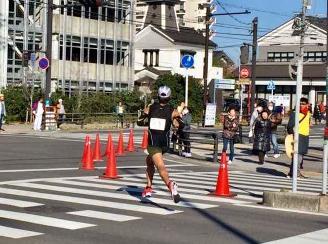 鈴木 ちなみ マラソン