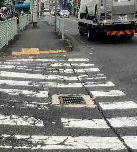 道路補修1度目②2018.3
