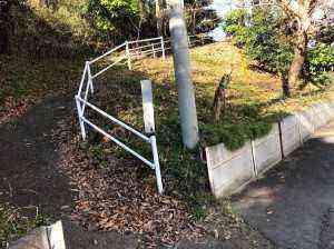 桜山5丁目公園ペットの糞