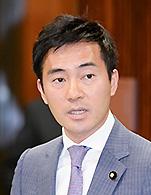 矢倉氏=参院法務委